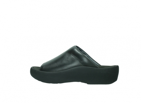 wolky slippers 03201 nassau 30000 black leather_2