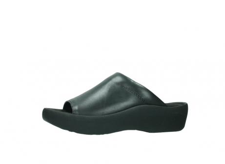 wolky slippers 03201 nassau 30000 black leather_24