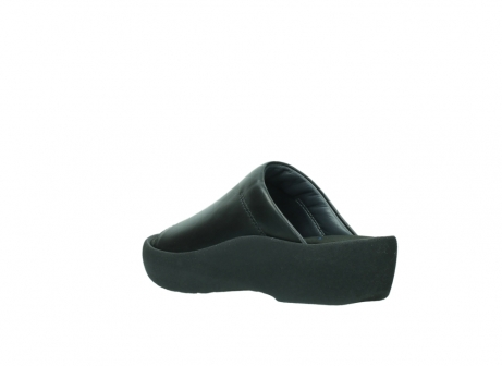 wolky slippers 03201 nassau 30000 black leather_4