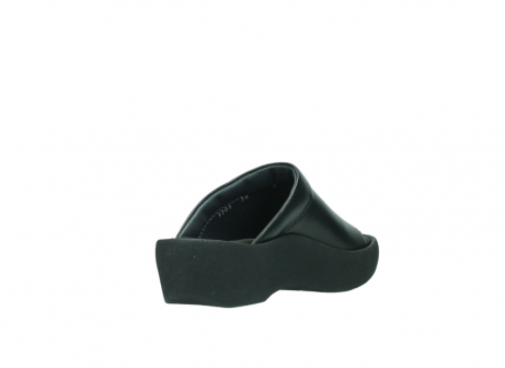 wolky slippers 03201 nassau 30000 black leather_9
