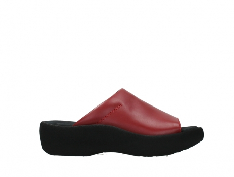 wolky slippers 03201 nassau 30500 red leather_1