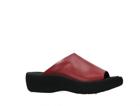 wolky slippers 03201 nassau 30500 red leather_2