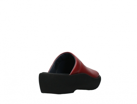 wolky slippers 03201 nassau 30500 red leather_21