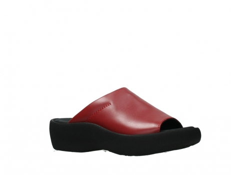 wolky slippers 03201 nassau 30500 red leather_3