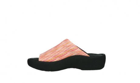 wolky slippers 03201 nassau 94555 red orange leather_13