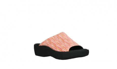 wolky slippers 03201 nassau 94555 red orange leather_4