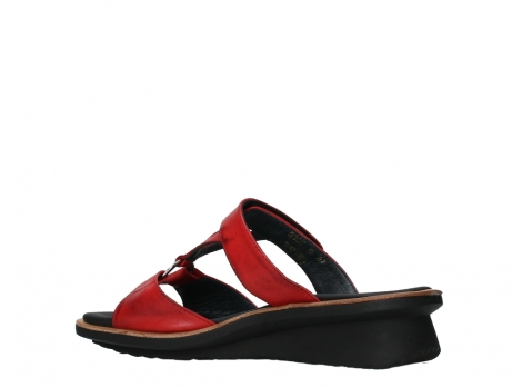 wolky slippers 03307 isa 21500 red leather_15