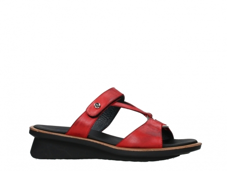 wolky slippers 03307 isa 21500 red leather_2