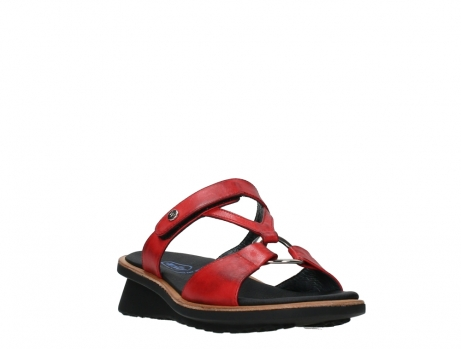wolky slippers 03307 isa 21500 red leather_5