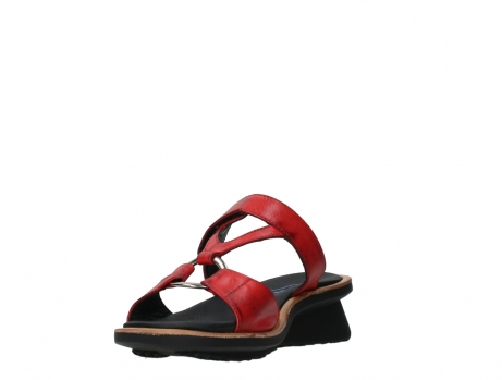 wolky slippers 03307 isa 21500 red leather_9