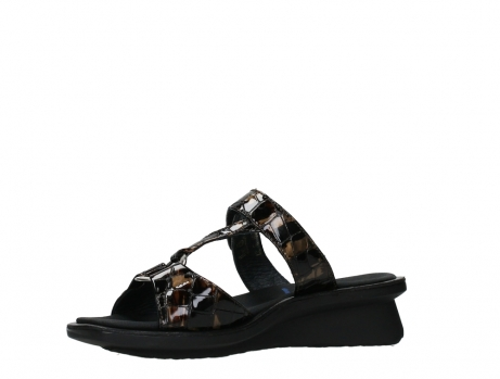 wolky slippers 03307 isa 69320 bronze croco patent leather_11