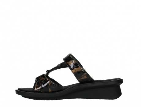 wolky slippers 03307 isa 69320 bronze croco patent leather_13