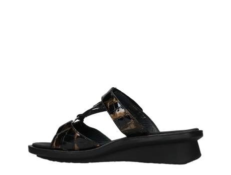 wolky slippers 03307 isa 69320 bronze croco patent leather_14