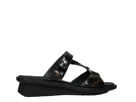 wolky slippers 03307 isa 69320 bronze croco patent leather_24