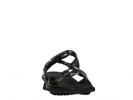 wolky slippers 03307 isa 69320 bronze croco patent leather_6