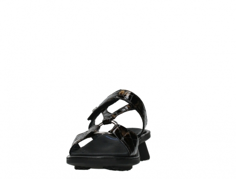 wolky slippers 03307 isa 69320 bronze croco patent leather_8
