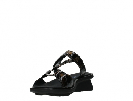 wolky slippers 03307 isa 69320 bronze croco patent leather_9