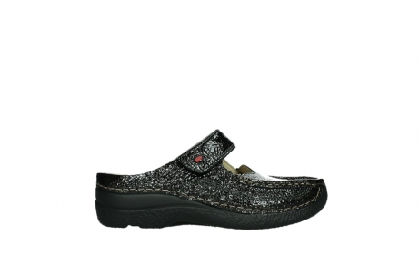 wolky slippers 06227 roll slipper 65210 anthracite leather_1
