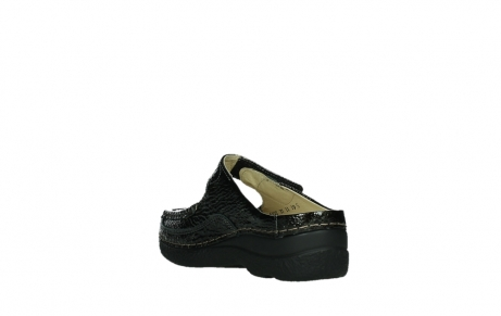 wolky slippers 06227 roll slipper 65210 anthracite leather_17
