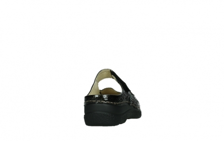 wolky slippers 06227 roll slipper 65210 anthracite leather_20