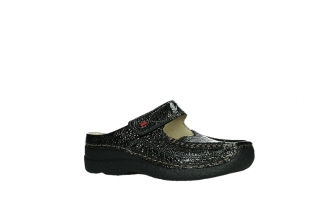 wolky slippers 06227 roll slipper 65210 anthracite leather_3