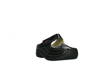 wolky slippers 06227 roll slipper 65210 anthracite leather_5