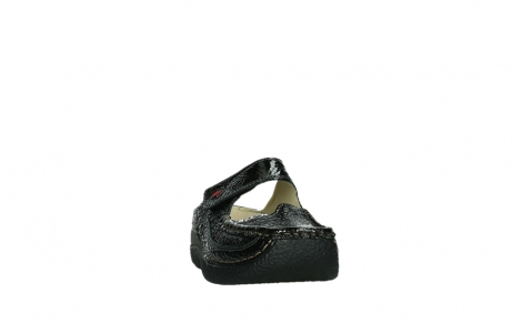 wolky slippers 06227 roll slipper 65210 anthracite leather_6
