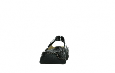 wolky slippers 06227 roll slipper 65210 anthracite leather_8