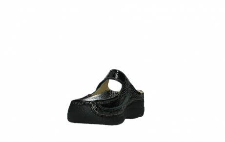 wolky slippers 06227 roll slipper 65210 anthracite leather_9