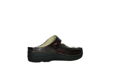 wolky slippers 06227 roll slipper 65510 burgundy red leather_23