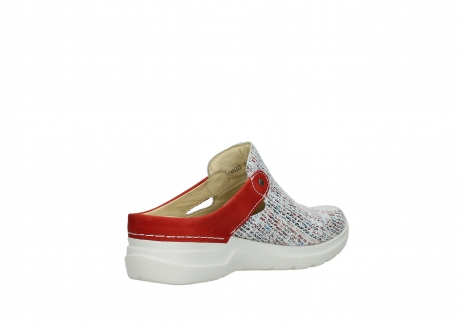 wolky slippers 06600 holland 41910 white multi suede_10