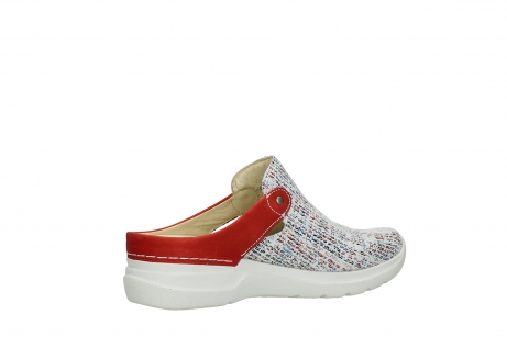 wolky slippers 06600 holland 41910 white multi suede_11