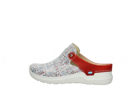 wolky slippers 06600 holland 41910 white multi suede_2