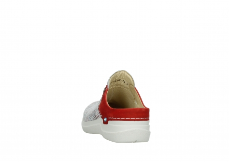 wolky slippers 06600 holland 41910 white multi suede_6