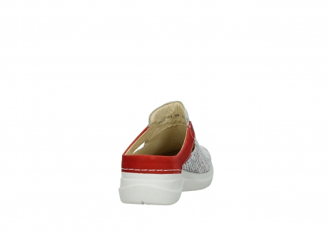 wolky slippers 06600 holland 41910 white multi suede_8