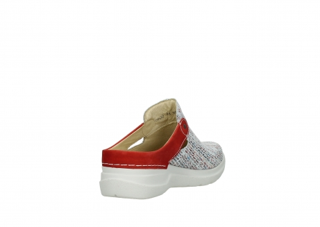 wolky slippers 06600 holland 41910 white multi suede_9
