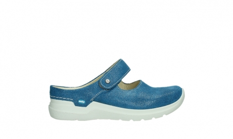 wolky slippers 06610 narni 15865 royal blue nubuck_1
