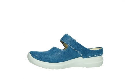 wolky slippers 06610 narni 15865 royal blue nubuck_12