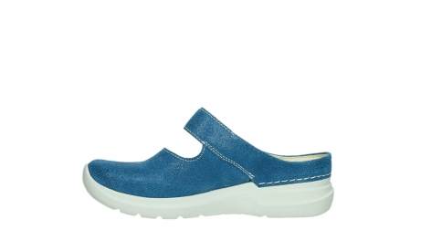 wolky slippers 06610 narni 15865 royal blue nubuck_13
