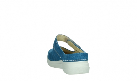 wolky slippers 06610 narni 15865 royal blue nubuck_18