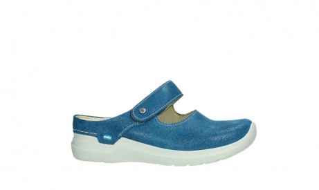 wolky slippers 06610 narni 15865 royal blue nubuck_2