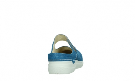wolky slippers 06610 narni 15865 royal blue nubuck_20
