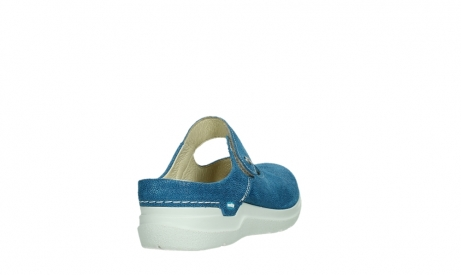 wolky slippers 06610 narni 15865 royal blue nubuck_21