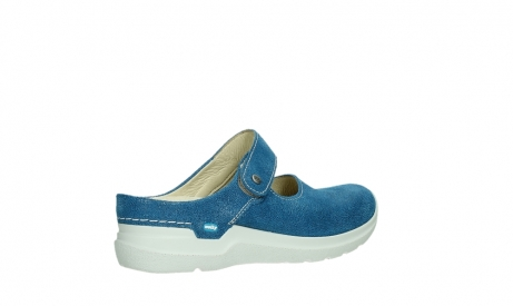 wolky slippers 06610 narni 15865 royal blue nubuck_23