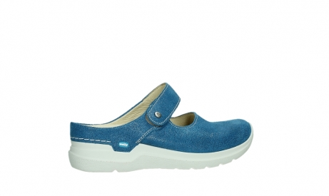wolky slippers 06610 narni 15865 royal blue nubuck_24