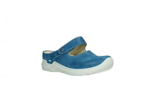 wolky slippers 06610 narni 15865 royal blue nubuck_4