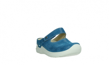 wolky slippers 06610 narni 15865 royal blue nubuck_5