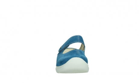 wolky slippers 06610 narni 15865 royal blue nubuck_7