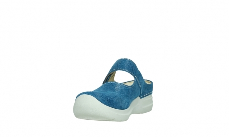 wolky slippers 06610 narni 15865 royal blue nubuck_9