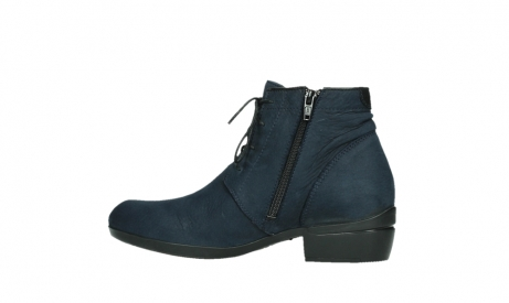 wolky lace up boots 00955 delano 13800 blue nubuckleather_14